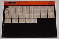 Microfich Parts Catalog Mariner Outboards Ersatzteilkatalog V - 200 A2 05/1993