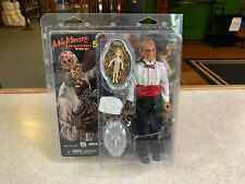 NECA Nightmare on Elm Street 5 The Dream Child Cloth Retro FREDDY FRUEGER Figure