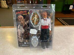 NECA Nightmare on Elm Street 5 The Dream Child Cloth Retro FREDDY FRUEGER Figure
