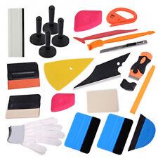 PRO Car Wrap Vinyl Tools Kits Squeegee Felt Scraper Window Tint Stickers USA