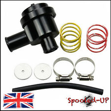 AUDI A3 S3 8L 1.8T 20V DIVERTER RECIRCULATING DUMP BLOW OFF VALVE BOV - BLACK