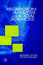 Regression Analysis for Social Sciences-ExLibrary