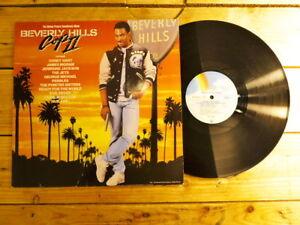 BEVERLY HILLS COP II BOF LP 33T VINYLE EX COVER EX ORIGINAL 1987