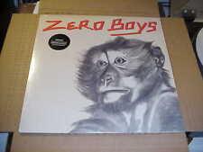 LP:  ZERO BOYS - Monkey  SEALED NEW with download