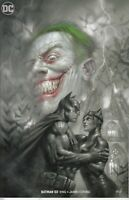 BATMAN #50 LUCIO PARILLO B&W VARIANT COVER B (DC 2018)