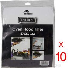 four les filtres de carbone B/&Q l/'ACTS Cooke /& Lewis Designair pièce de rechange Hotte cuisinière