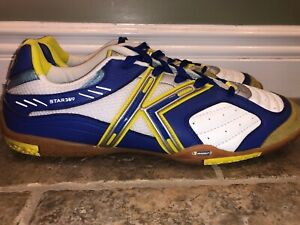 kelme indoor soccer shoes Rare