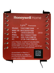Honeywell Lyric T6 Pro Wi-Fi Programmable Thermostat - White TH6220WF2006