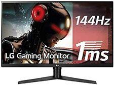"""LG 32GK650F-B QHD 31.5"""" Gaming Monitor, 144Hz, 2560x1440  - Mattschwarz"""