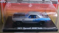 1971 Plymouth Hemi Cuda - 1:64 M2 Machines Drivers