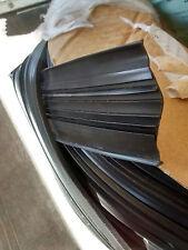 5m Universal Garage Roller Door Weather Seal Bottom Rubber PVC Strip AUS Seller