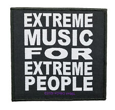 Morbid Angel - Extreme Music [Patch/Aufnäher, Gewebt] [SP1752]