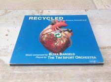 BLIXA BARGELD RECYCLED Orginal Motion Picture Soundtrack  Einsturzende Neubauten