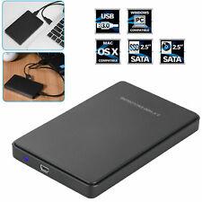 "External Hard Drive Case 2TB USB 3.0 Portable Disk Enclosure 2.5"" HDD Sata SSD"