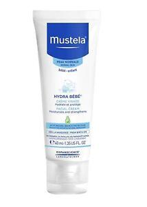 Mustela Hydra-Bebe Face Cream 40mL