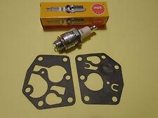 495770 DIAPHRAGM AND SPARK PLUG FOR BRIGGS & STRATTON B2LM SPRINT CLASSIC