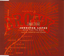 Jennifer Lopez Featuring Jadakiss And Styles Maxi CD Jenny From The Block - Eur
