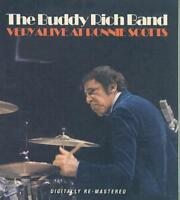 BUDDY RICH - VERY ALIVE AT RONNIE SCOTT'S NEW CD