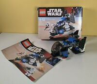 Star Wars Lego 7667: Imperial Droidship  Complete with manual & Box