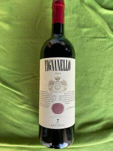 Tignanello 2010 MARCHESI ANTINORI Toscana Rosso Vintage Sammlerwein Neu
