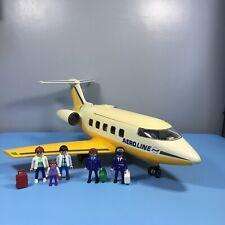 Playmobil 3185 Aero Line Jet Plane Large Aeroplane