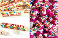 Swizzels Giant Mini Love Heart Sweets Candy Wedding Party Bag Filler Favour