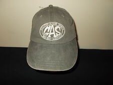Gallatin Alpine Sports GAS Big Sky Montana baseball strapback hat sku30