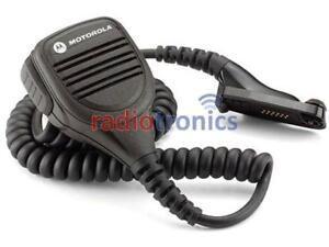Motorola PMMN4040A DP3400 DP3600 DP4400 DP4800 IMPRES Remote Speaker Microphone