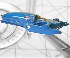 Model Boat Plan1:24  Semi-Scale Jetex or Ducted Fan Bluebird K7 Printed plans