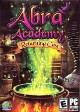 ABRA ACADEMY RETURNING CAST PC Game Hidden Object NEW