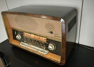 Röhrenradio Loewe Opta Venus 3791 von 1958/59, funktioniert, top Zustand