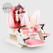 Anime Nurse Momoi Simple version Sexy Action PVC Action Figure Statue 3D Model