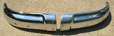 NOS 1942 Dodge REAR bumper PAIR RIGHT LEFT Hand Driver Quality SURVIVOR QUALITY