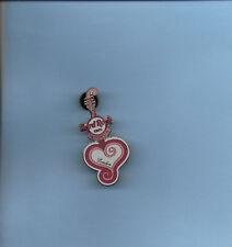 Hard Rock Cafe - London - Valentines Day - Enamel Badge - 60mm long - FREEPOST