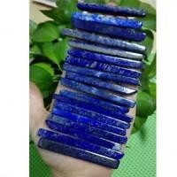 50G 100% Natural Lapis Lazuli Lucky Quartz Crystal Point Specimen Healing Stone