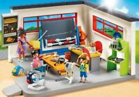 Playmobil #9455 History Class - New Factory Sealed