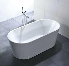 Bathroom Freestanding Acrylic Bath Tub Model Kiklo 1200mm & 1350mm Available
