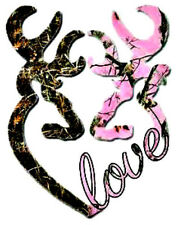 20  nail decals, real tree pink and green camouflage heart with love trending