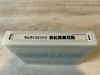 SAMURAI SHODOWN 3 SNK MVS NEO GEO GAME CARTRIDGE. Japan Import - US Seller