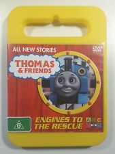 Thomas The Tank Engine DVD - Kids Educational RARE OOP,  ENGINES TO THE RESCUE