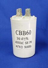 CBB60-A2304 30uf 450 Volt Handing Round Dual Run Capacitor