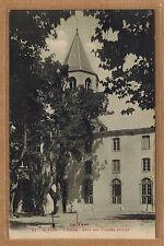 Cpa Sorèze - l'école cour des collets rouges ph. Labouche rp0753