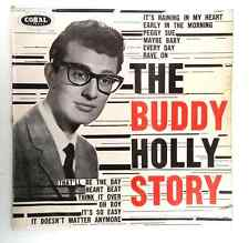 The Buddy Holly Story Vintage Vinyl record See pic for condition Coral records