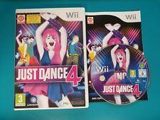 NINTENDO Wii : just dance 4
