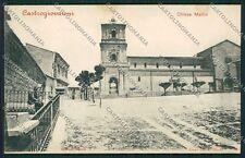 Enna Città Castrogiovanni cartolina QQ0314