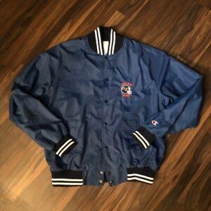 Vintage Chicago Bears Champion Varsity Bomber Jacket