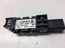 VW AUDI PORSCHE Impact Crash Sensor 7L0909606B OEM Used (1)