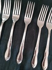 Wm. And Goerge Rogers Oneida Homestead Stainless Flatware