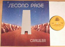 """Second page-Crawler (Rockport, D 1980/allemand-ROCK/EX - """"Arctique""""/LP M -)"""