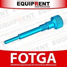 Ersatz Schraube für Marker Nase des FOTGA DP500III Follow Focus (EQR80G)